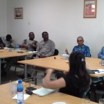 Parliament Committee of Food, Agriculture and Cocoa Affairs visits IFPRI